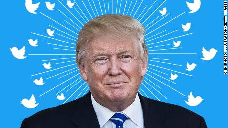 Why journalists like Trump's Twitter habit