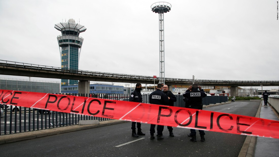 Father Of Paris Airport Suspect Says Son 'not A Terrorist'
