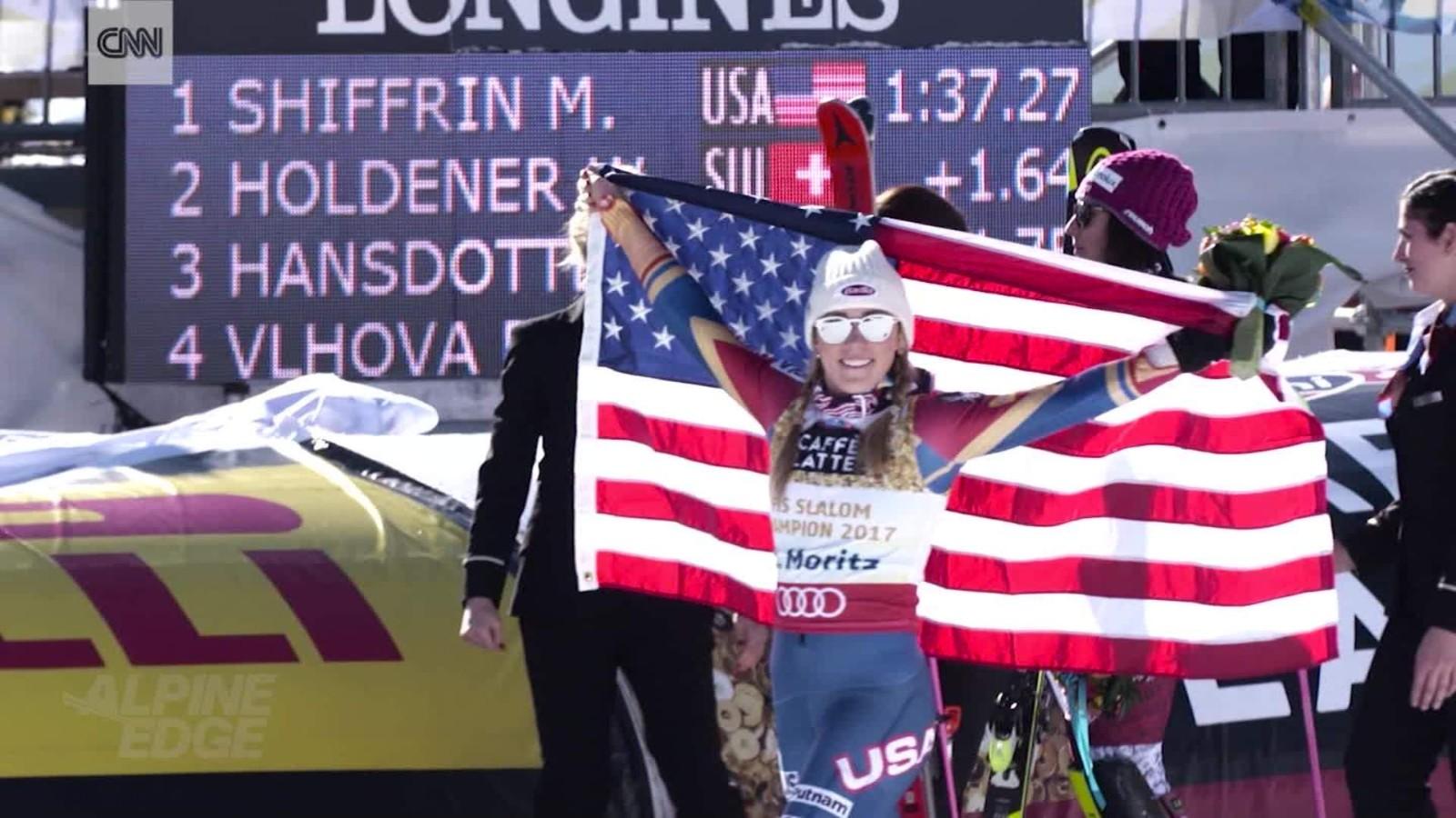 mikaela shiffrin the team behind skiing s queen cnn com