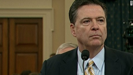Comey confirms FBI probe into 2016 election