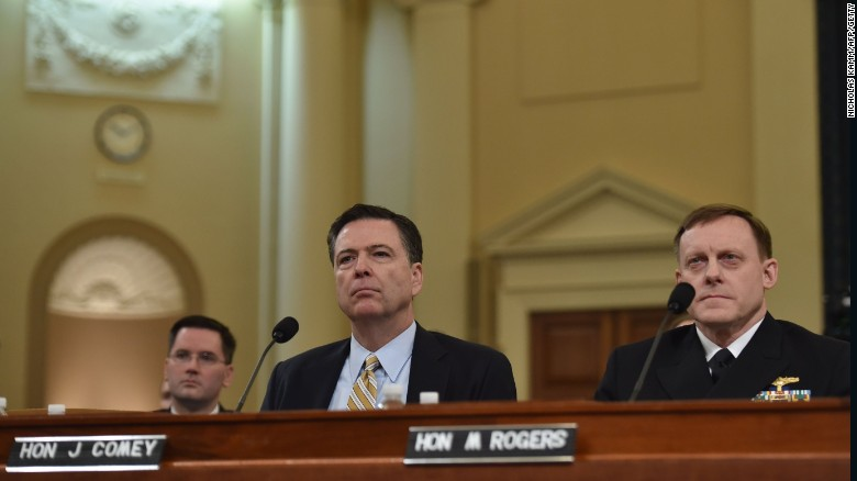 James Comey Russia Hearing: FBI is investigating possible Trump-Russia ties