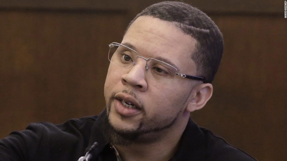 photo image Witness: Aaron Hernandez shot 2 men, then warned, 'Don't say nothing'