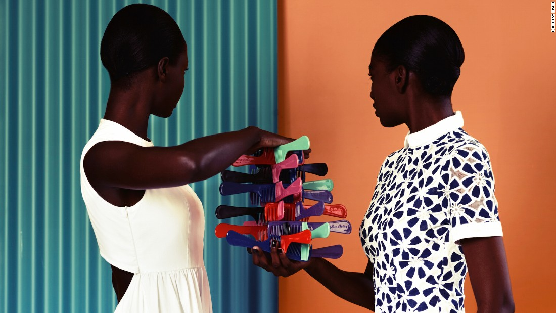 The rate of growth for Africa's household consumption was down from 5.2 percent in 2010 to 3.9 percent in 2015. Nonetheless, African consumerism was the fastest growing of any region except emerging Asia according to McKinsey Global Institute.<br /><br />Pictured: South Africa brand Kisua, an online clothing retailer launched by Ghanaian entrepreneur Samuel Mensah.