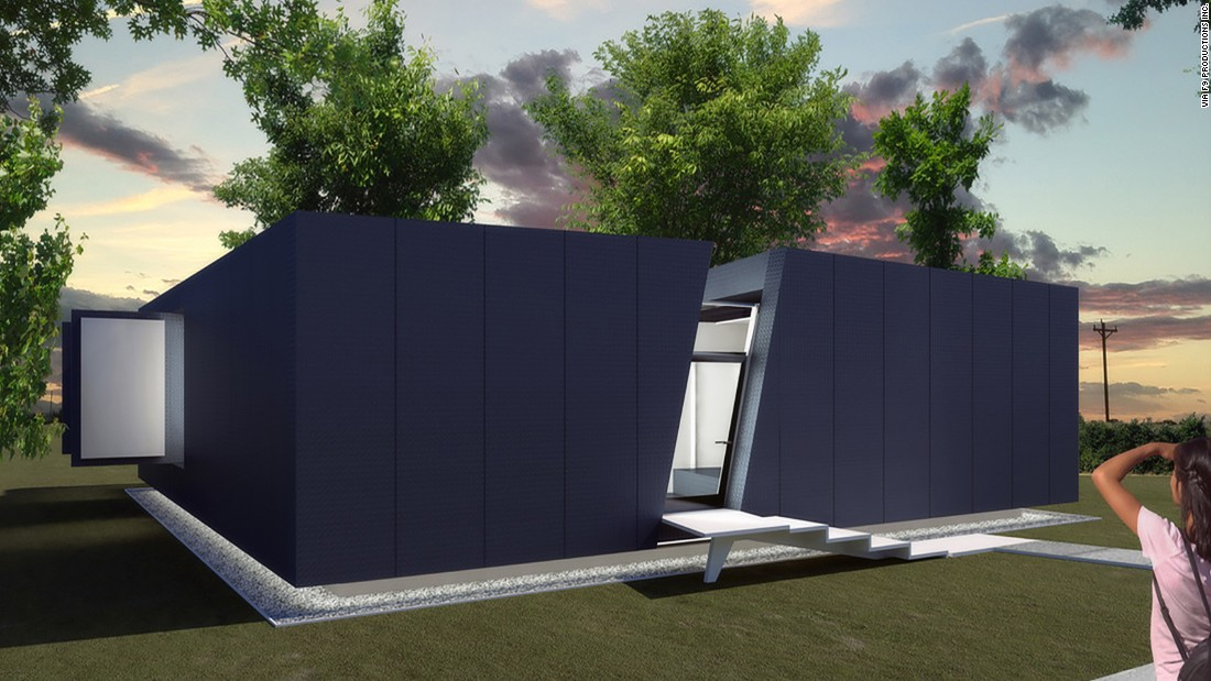 Named after Colorado, known for frequent forest fires, The Coloradoan's defense systems include Fire Walls, Defensible Space and Double Fire Resistant Vents. Exterior walls made of an insulated concrete core can stand high temperature of up to 1,177 degrees.