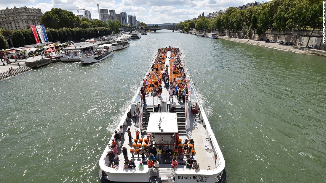 <strong>Long, lazy days:</strong> As daytime gets longer, spring is an ideal time for an extended stroll along the banks of the Seine river or a late boat ride aboard a Bateau Mouche (an open excursion boat.)