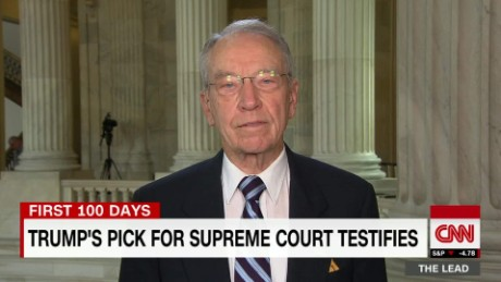 senator chuck grassley neal gorsuch hearing scotus the lead jake tapper_00000207