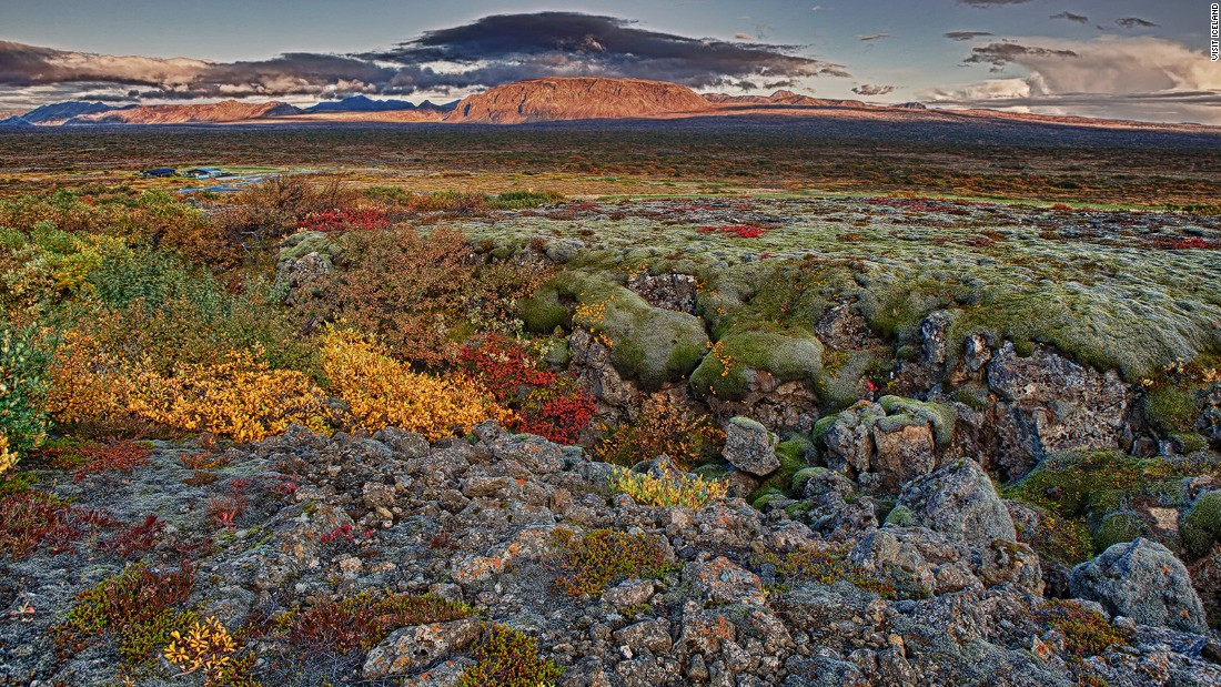 <strong>Otherworldly Iceland:</strong> The Golden Circle, a 300-kilometer road loop east of Reykjavik, is one of the most popular ways to see some of Iceland's best natural landmarks.<strong> </strong>Þingvellir National Park makes for an extraordinary starting point.