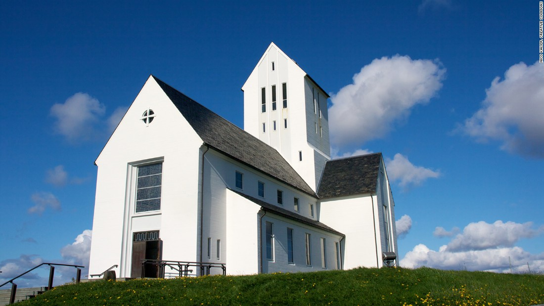 <strong>Skálholt Cathedral: </strong>Skálholt Cathedral has witnessed many historic moments -- including the bloody ending of Catholicism here in 1550 when the country's last Catholic bishop was executed along with his two sons.