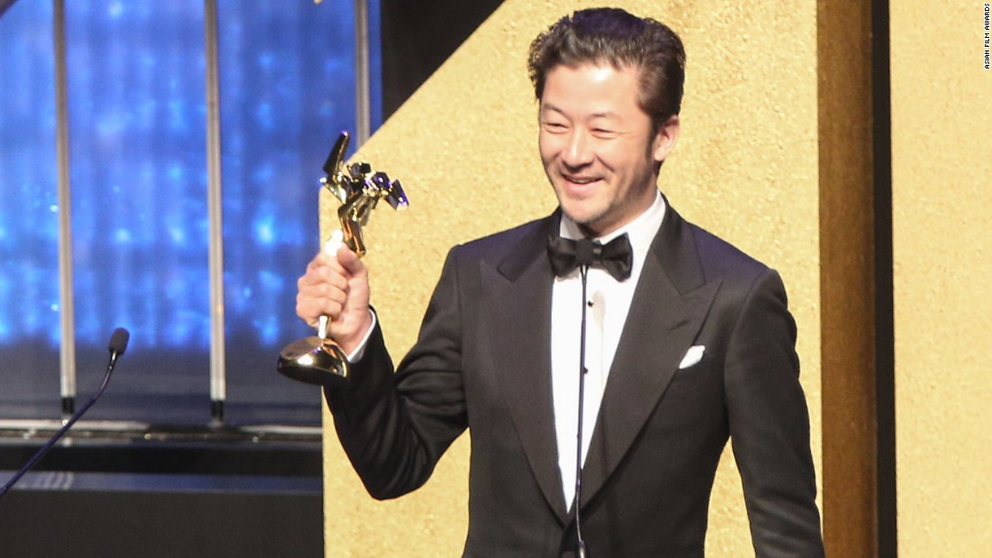 Japanese actor Asano Tadanobu won for Best Actor.