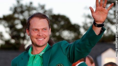 Masters Disappointment for Willett