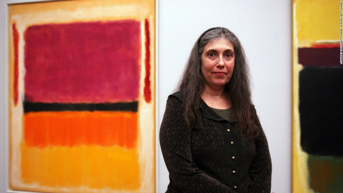 "She claimed that the executors sold a substantial part of the artist's estate to the Marlborough Gallery in New York at undervalued prices as part of ""a plan and conspiracy to defraud the estate,"" according to a <a href=""http://www.nytimes.com/1976/05/13/archives/rothko-daughter-files-fraud-suit-seeks-6-million-from-art-appraiser.html?_r=0"" target=""_blank"">New York Times</a> report at the time. Kate <a href=""http://www.nytimes.com/1986/08/20/arts/rothko-art-dispute-ends-quietly-after-15-years.html?pagewanted=all"" target=""_blank"">won the case</a>, though she lost access to key paintings."