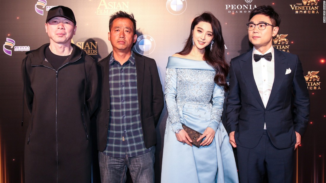 "Winners from the Chinese Comedy ""I Am Not Madame Bovary"""
