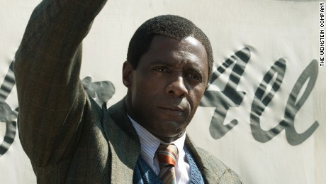 IDRIS ELBA stars in MANDELA: LONG WALK TO FREEDOM