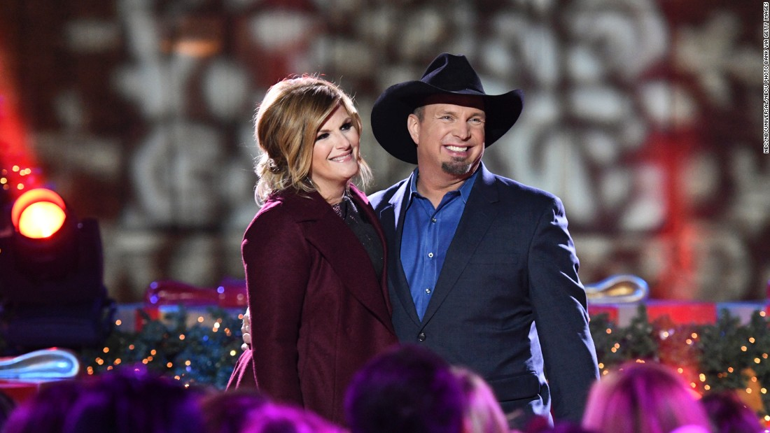 Garth Brooks Gushes About The 'love Of His Life'