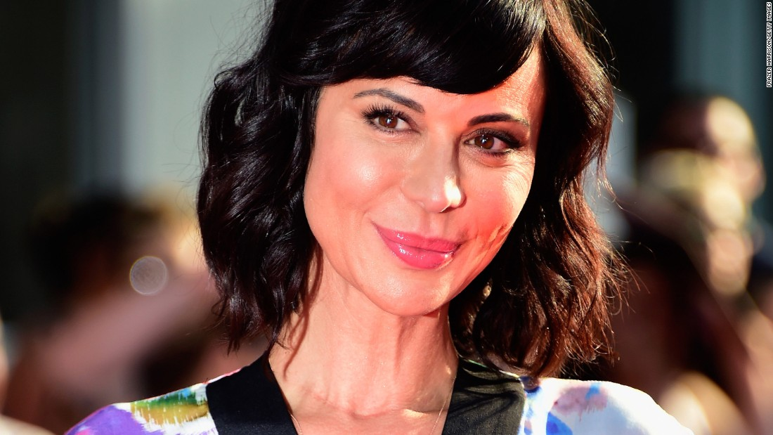"Catherine Bell starred in the TV series ""JAG"" and ""Army Wives."""