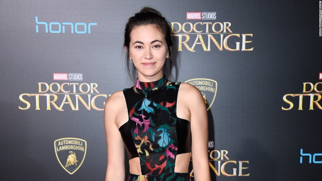 'Iron Fist' Star Responds To 'Oriental' Controversy