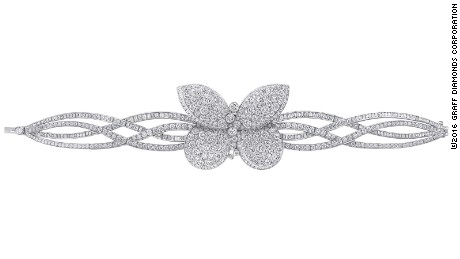 The Princess Butterfly by Graff Diamonds