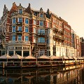 Amsterdam canalside hotelsL'Europe (1)