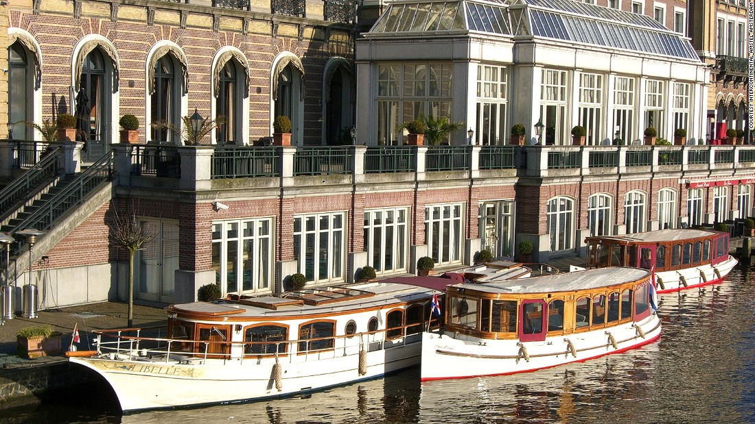 12 Of The Best Canal Hotels In Amsterdam