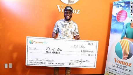Nigerian Instagram comedian, Chief Obi has landed a million dollar deal as the brand ambassador for Vomoz.