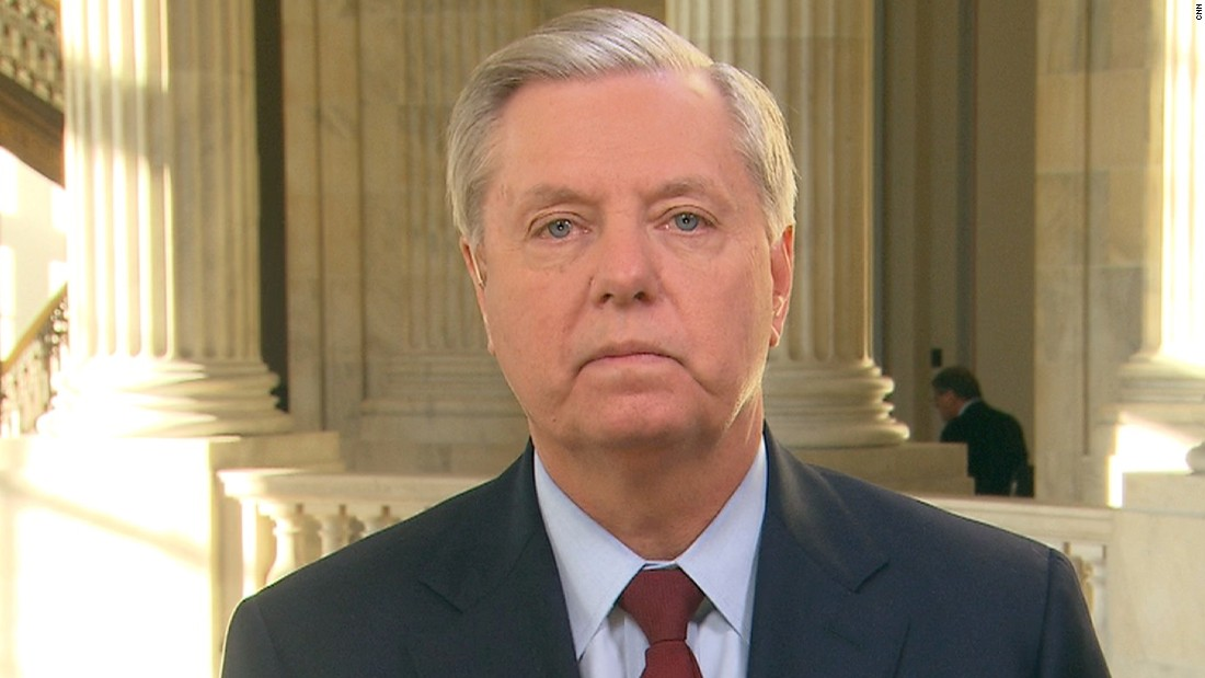 Sen. Lindsey Graham signals support for nuclear option if Democrats filibuster Gorsuch vote