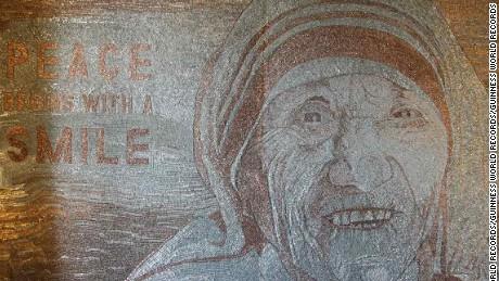 Largest Staple Mosaic