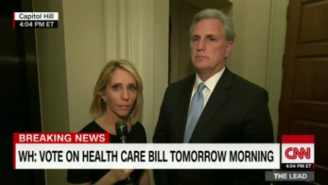 house majority leader kevin mccarthy gop health care bill dana bash the lead jake tapper_00011006.jpg