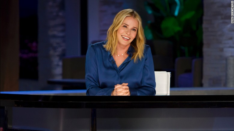 Chelsea Handler talks politics: I feel 'a sense of responsibility'