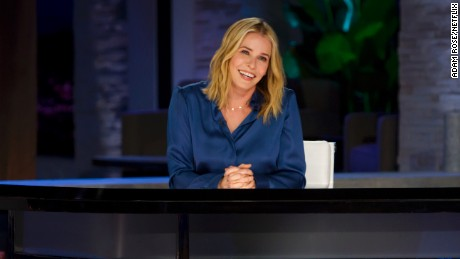 Why Chelsea Handler is thanking Donald Trump right now