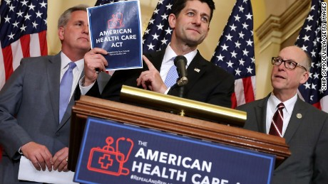 cnnmoney paul ryan health care