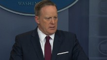 Spicer: President left everything on the field