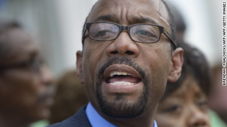 The National Association for the Advancement of Colored People (NAACP) voted on Friday May 19, 2017, to dismiss Cornell Brooks (pictured) as its president.