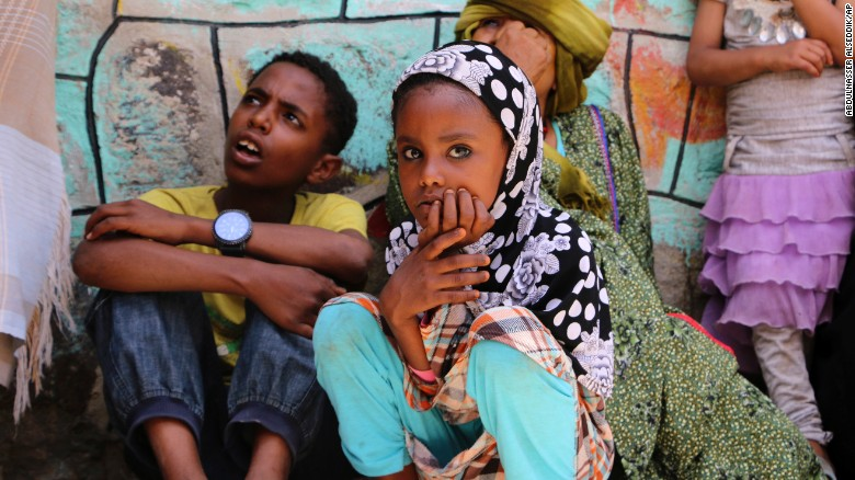 Yemen war gives way to humanitarian crisis