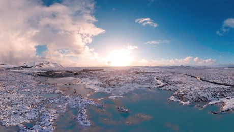 Iceland is melting