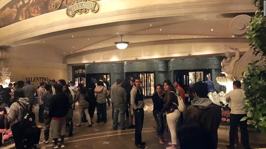 Pig-masked man among burglars to hit Bellagio jewelry store in Las Vegas