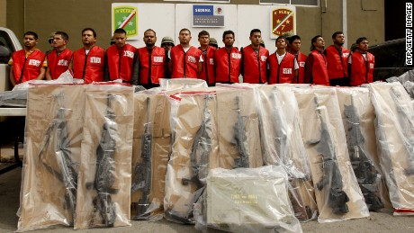 Mexican drug cartels: One thing to know