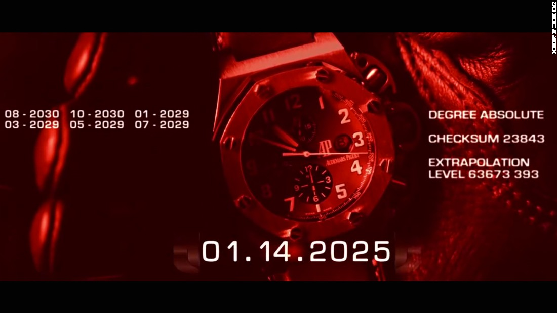 "Schwarzenegger has also been responsible for elevating Audemars Piguet's Royal Oak Offshore to silver screen status, with special editions for ""End of Days"" (1999) and ""Terminator 3"" (2003)."