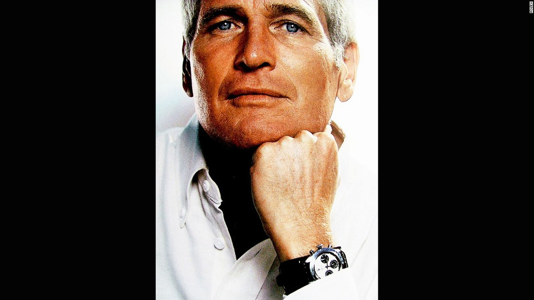 "Thanks to wearing his own watch in the film ""Winning"" (1969), Paul Newman's Rolex Daytona is known universally as ""the Paul Newman."""