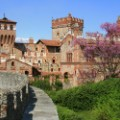 castle stays castello di pavone
