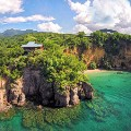 beautiful island hotels 7. Secret-Bay