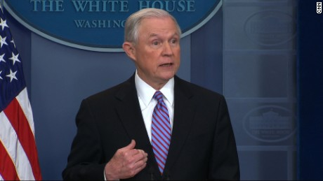Jeff Sessions action against sanctuary cities 1