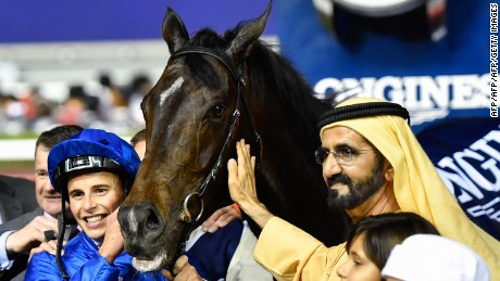 Sheikh Mohammed: DWC to be richest race again