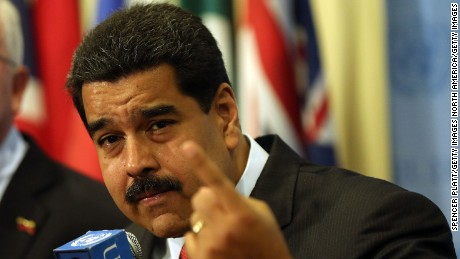 Venezuela's high court dissolves National Assembly