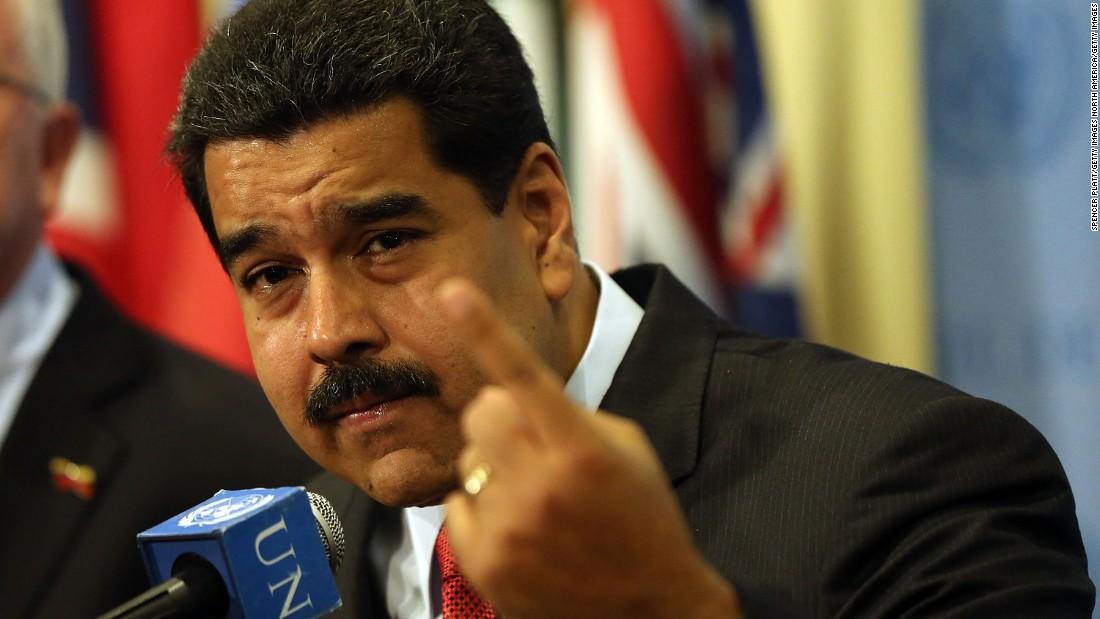 Venezuela's High Court Dissolves National Assembly