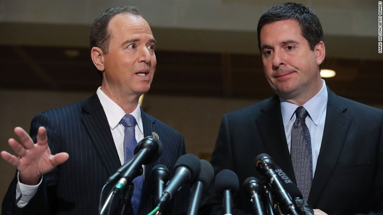Schiff on Nunes: 'Why all the subterfuge?'