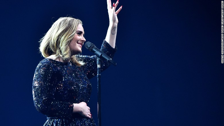 Adele tells fans this tour may be her last