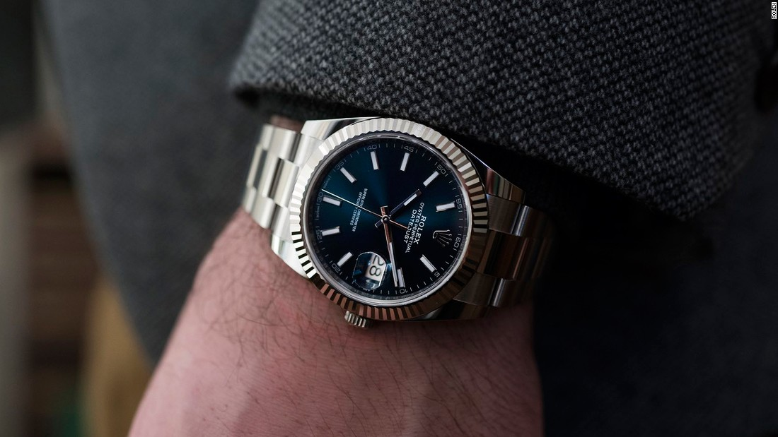 """The Datejust is arguably the most well known watch, made by the most well-known watch manufacturer, and our familiarity guarantees very little in the way of superficial changes. But where <a href=""https://www.rolex.com/"" target=""_blank"">Rolex</a> can make improvements, Rolex will. Last year, the Datejust 41 welcomed a new in-house chronometer-certified movement guaranteed to minus two and plus two seconds per day, but it was only available in precious metal cases. Rolex gives us a stainless steel version this year with a more friendly price tag."" -- <a href=""https://www.hodinkee.com/articles/first-take-the-new-rolex-releases-at-baselworld-2017"" target=""_blank"">Arthur Touchot </a>"