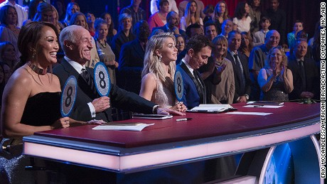 "DANCING WITH THE STARS - ""Episode 2401"" - ""Dancing with the Stars"" is back with a new, dynamic cast of celebrities who are ready to hit the ballroom floor. The competition begins with the two-hour season premiere, live, MONDAY, MARCH 20 (8:00-10:01 p.m. EDT), on The ABC Television Network. (ABC/Eric McCandless)
