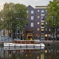 amsterdam canalside hotels pulitzer Exterior - Front - Boat