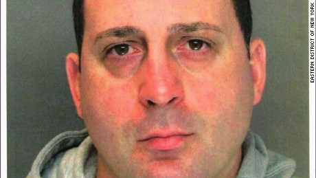Ronald Giallanzo was arrested Tuesday along with nine other co-defendants accused of being members of the Bonanno crime family.  They are facing racketeering charges in connection with a nearly two decades of criminal activity.
